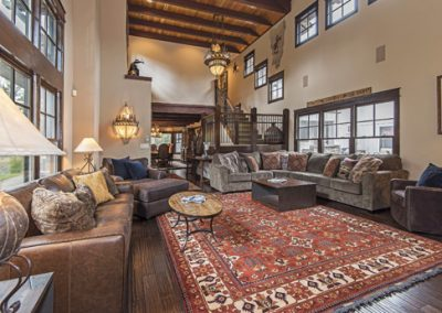 7200 sq ft custom home with all new furnishings