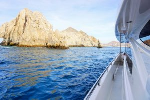 Cabo is beautiful on land and sea